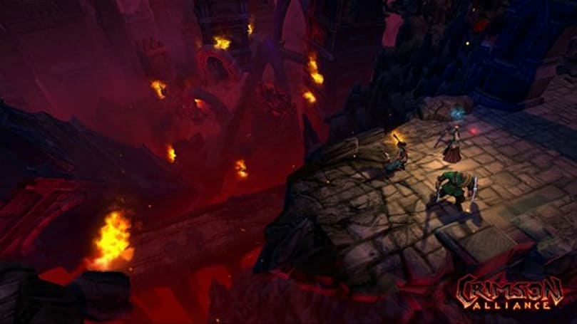 XBLA Summer of Arcade releases dated, buy them all for free Crimson Alliance