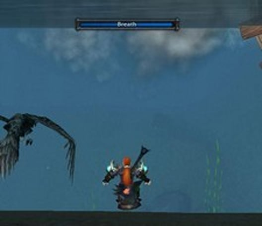 Increased lung capacity in Wrath Beta