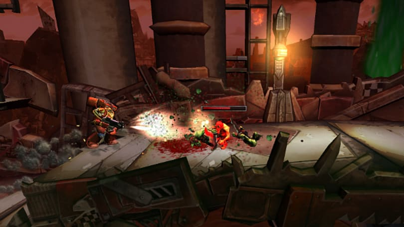 Warhammer 40,000: Carnage brings the Rage to iOS