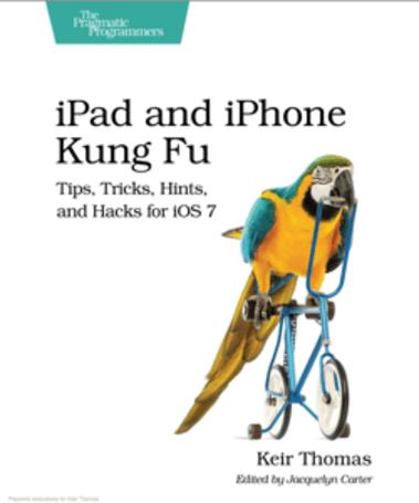 TUAW Bookshelf: iPad and iPhone Kung Fu