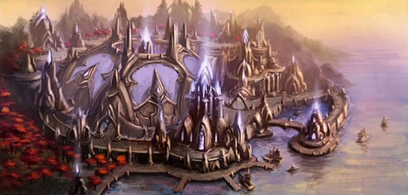 Know Your Lore: Shattrath City and the Lost