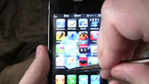 iPhone 4 KIRF reviewed, can its 'WVGA screen village' compare? (video)