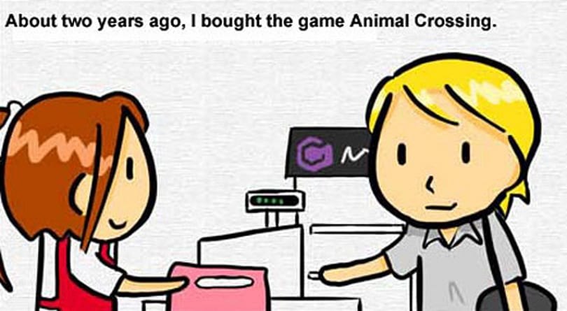A heart-wrenching tale about Animal Crossing