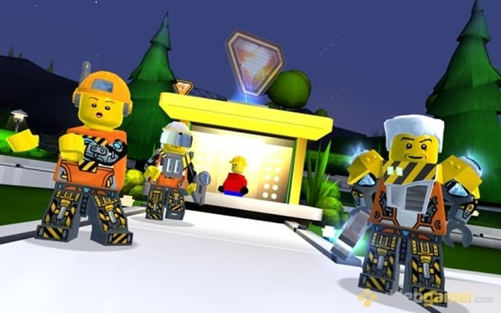 LEGO Universe shutting down January 2012
