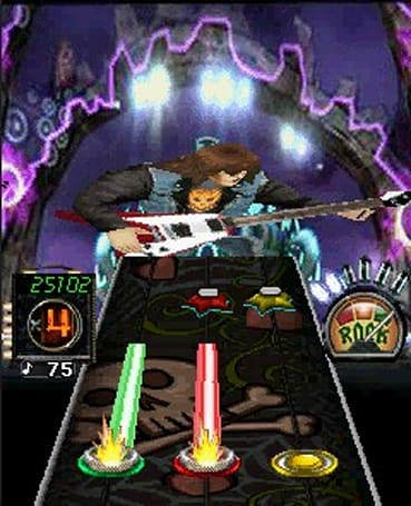 Great news, Guitar Hero Mobile fans: it's on AT&T now