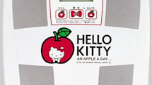 Sanrio offers up Hello Kitty body fat meter