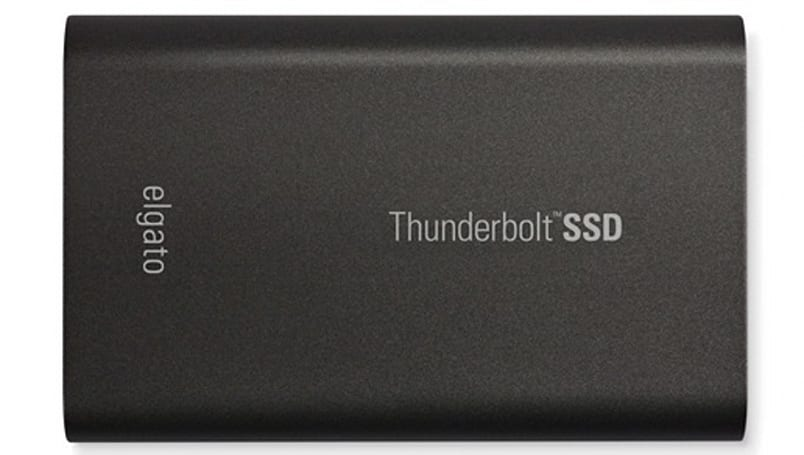 Elgato's Thunderbolt SSD brings no noise, brings the pain(less) operation