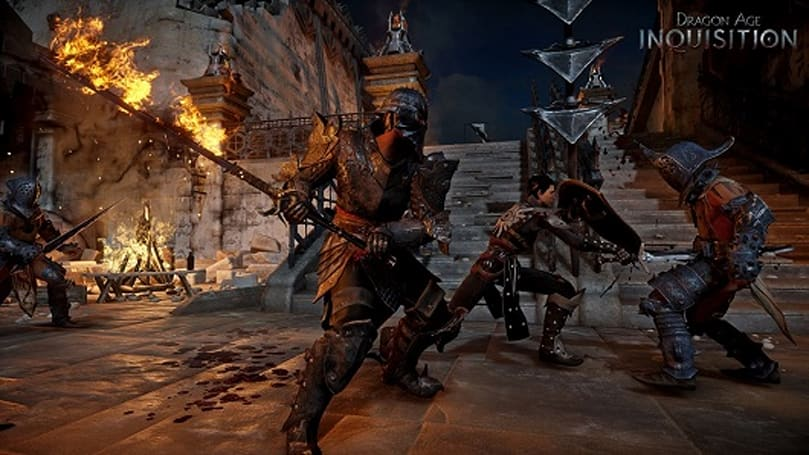 Dragon Age Inquisition includes time-disrupting 'tactical view'