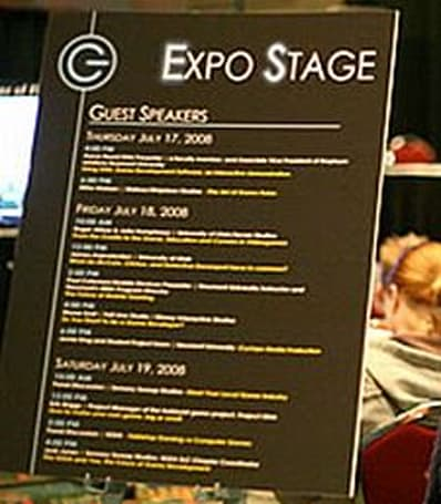 Gaming and Electronics Expo in Salt Lake City this weekend