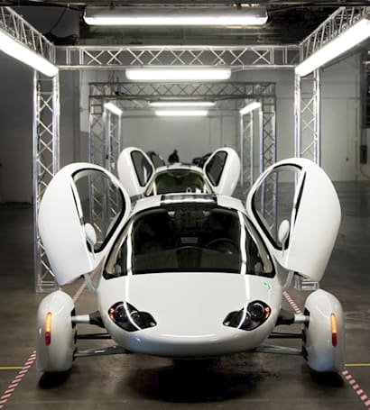 Aptera rolls out first pre-production vehicle, promises shipments in October