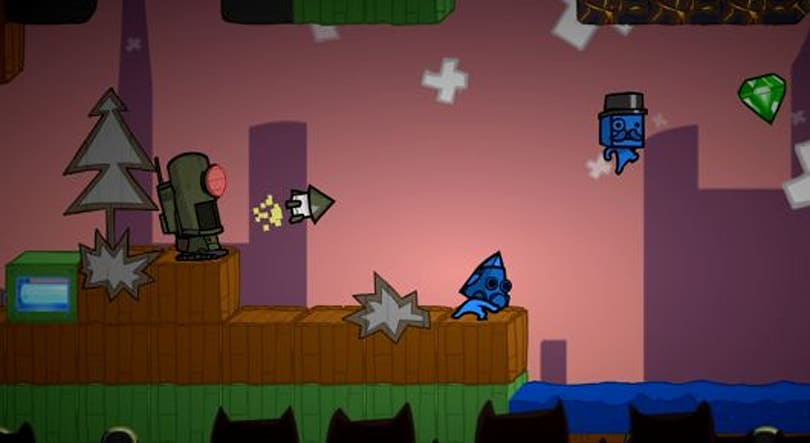 Learn more about Battleblock Theater's level editor