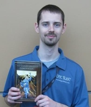 "The Guild Counsel: An interview with author Adam ""Ferrel"" Trzonkowski"