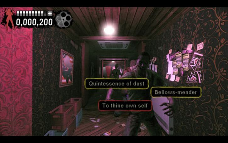 Typing of the Dead: Overkill gets classy with Shakespeare DLC pack