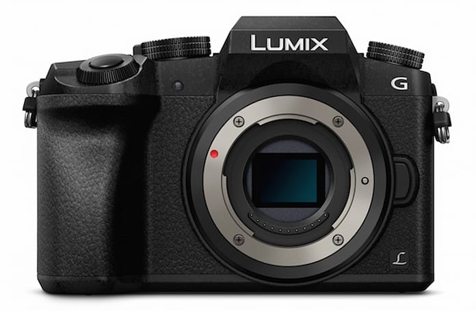 Panasonic's Lumix G7 camera is all about 4K video and photos