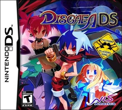 DS releases for the week of September 22nd
