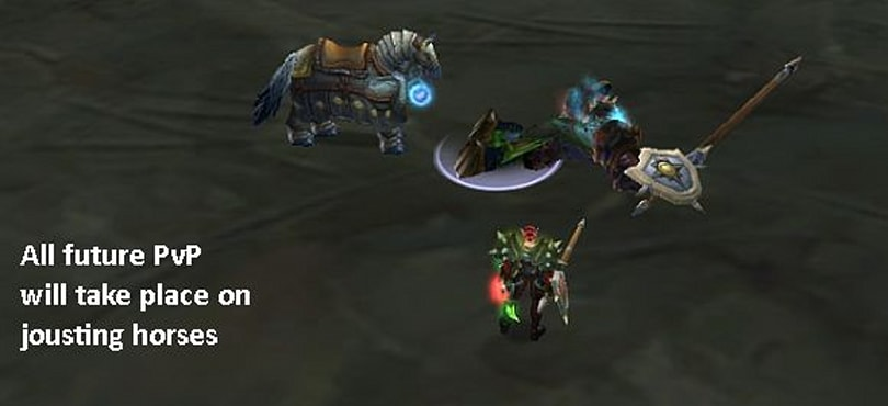 Encrypted Text: The new style of rogue PvP