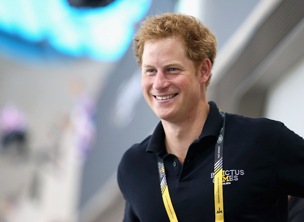 Prince Harry is the UK's favorite royal, Kate gets bumped to 4th