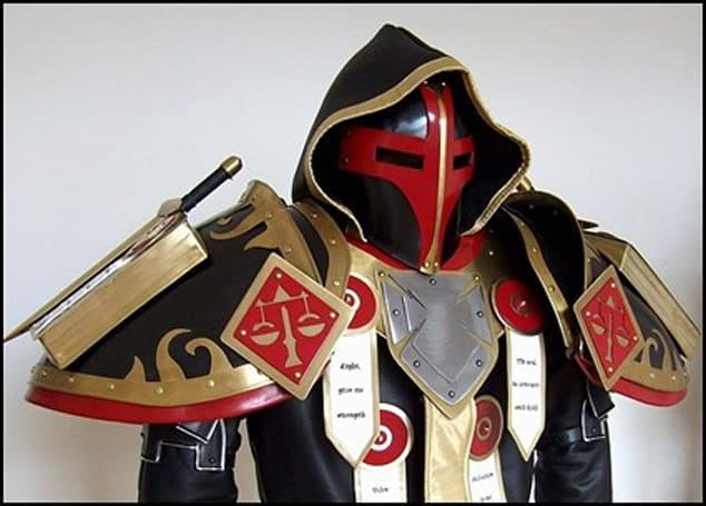 BattleHeat brings Azerothian armor to life