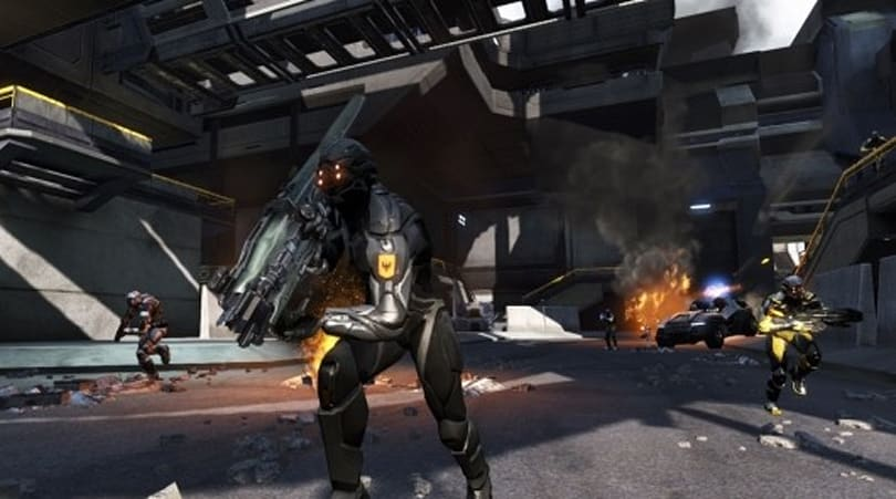 DUST 514 prepares to deploy Uprising 1.2
