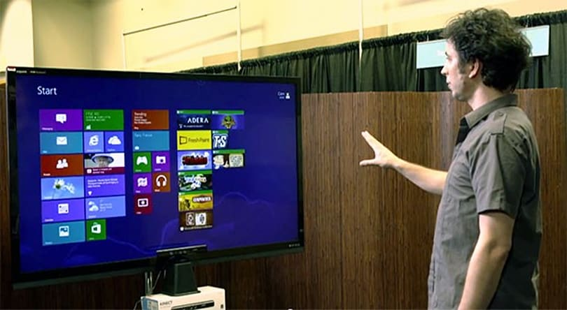 Microsoft Research brings mid-air multitouch to Kinect (video)