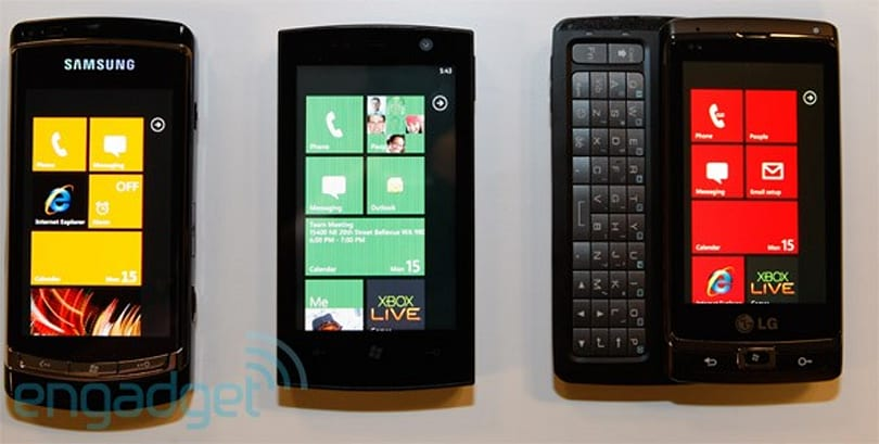 ASUS still considering Windows Phone 7 device, carriers 'key factor'