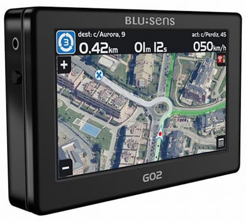 Hands-on with the Blusens G01 satellite imagery GPS