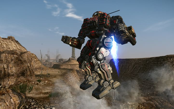 MechWarrior vlog talks achievements, the Banshee, and more