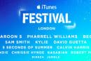 Apple announces details for 2014 London iTunes Festival