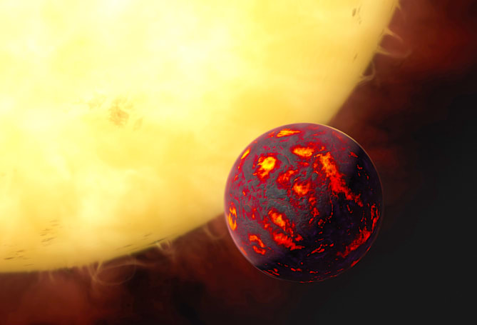 NASA finds 'super-Earth' with an atmosphere it can analyse