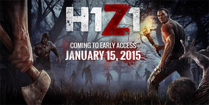 H1Z1 early access available January 15