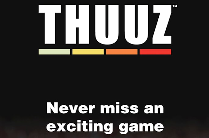 Never miss an exciting ball game with Thuuz