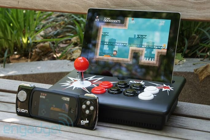 Ion iCade Mobile and iCade Core review
