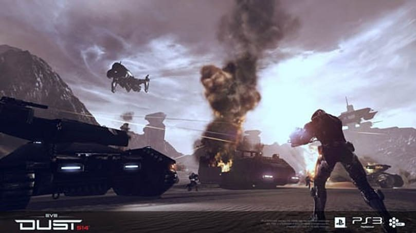 PlayStation Plus members invited to DUST 514's 'precursor' release