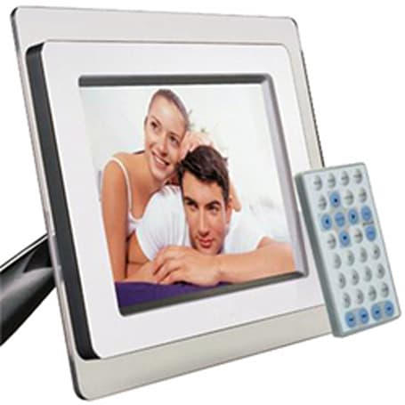 Linx Photo 8W digital photo frame: no frills, reasonable price