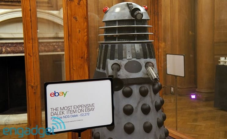 eBay launches click and collect for UK retailers, one-hour deliveries in London