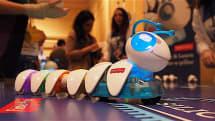 Fisher-Price's caterpillar bot will teach kids how to code