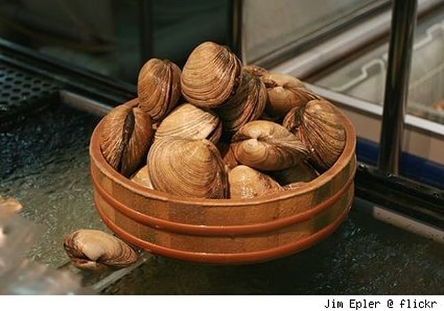 Forum Post of the Day: How do you like DEM clams?