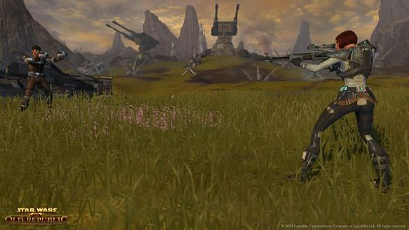 Star Wars: The Old Republic beta test attracts 2 million players