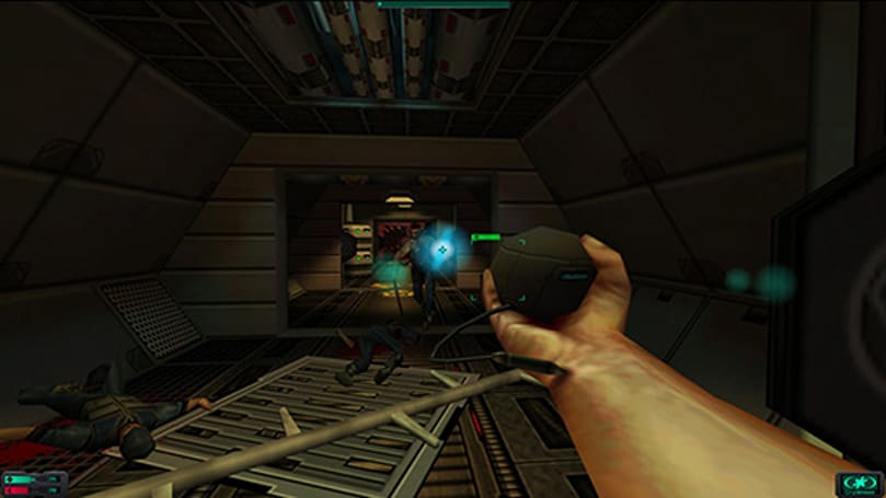 Steam's Daily Deal offers System Shock 2 at half price