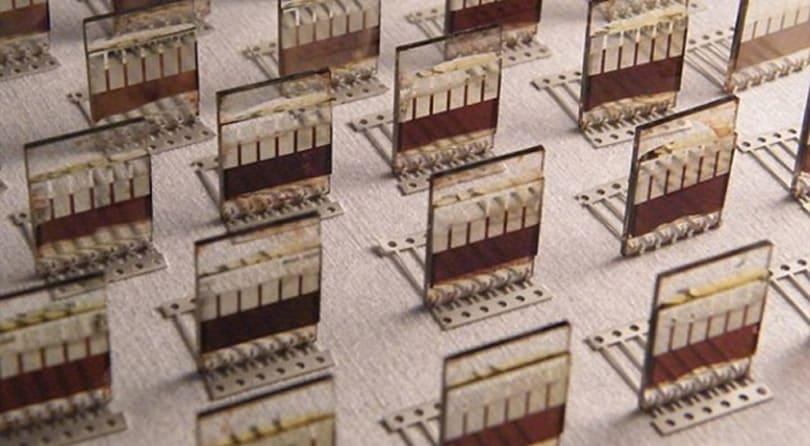 Spray-painted solar cells promise cheap power on seemingly any surface