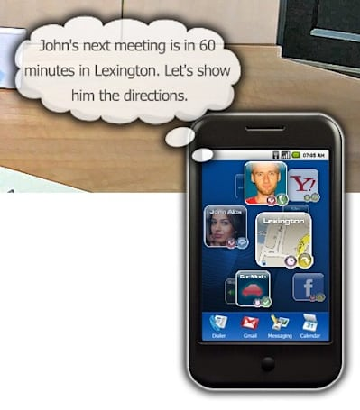 Intuitive's smartphone UI concept thinks so you don't have to