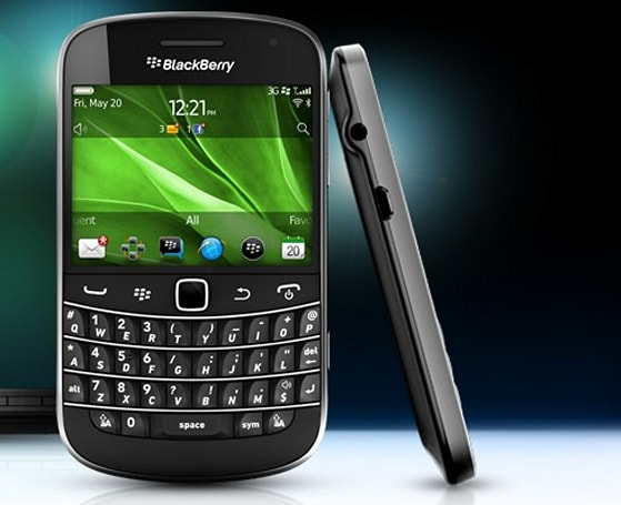 BlackBerry Tag: touch-to-share for... multimedia?