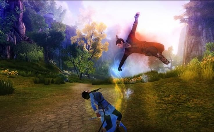 GDC 2013: Age of Wushu's world is your playground