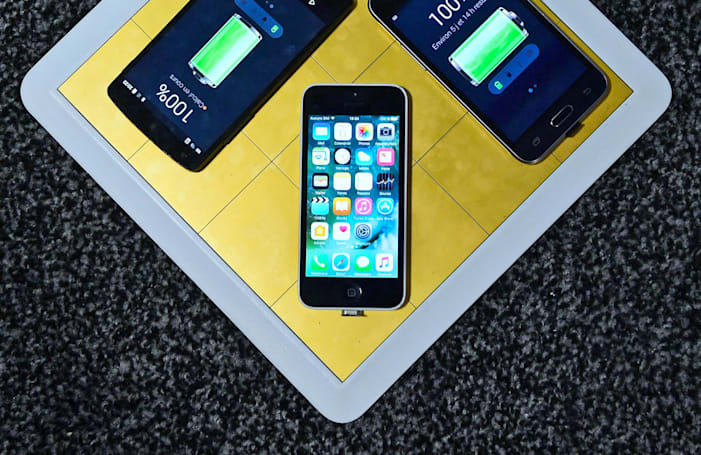 Apple takes a big step toward wireless charging on iPhones