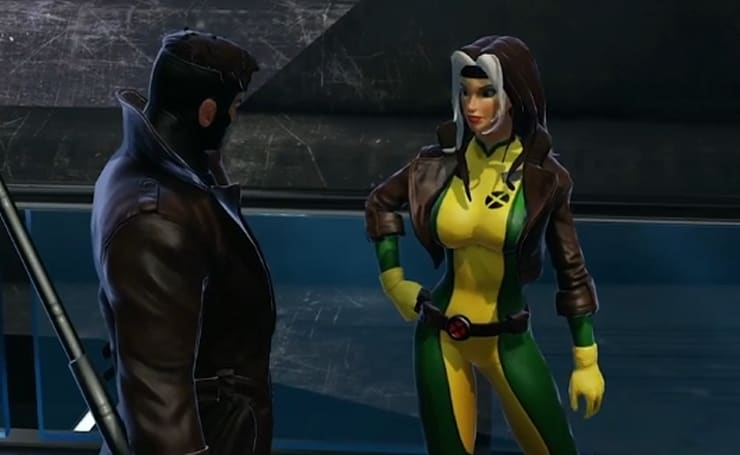 Marvel Heroes welcomes Rogue into its fold