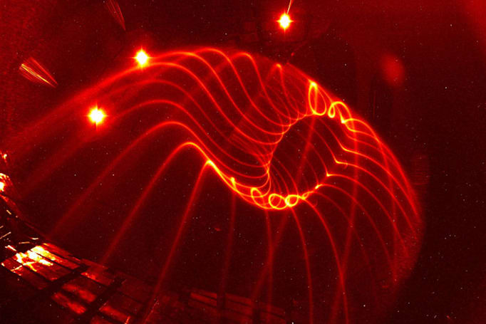 Scientists confirm twisty fusion device's odd magnetic fields
