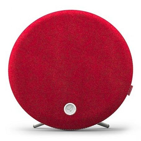 Libratone's $500 Loop speaker wraps AirPlay, PlayDirect and DLNA in wool