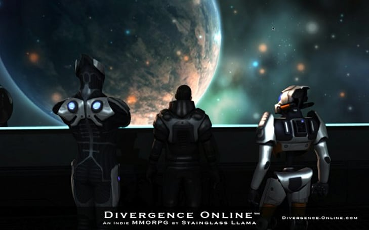 Indie developed Divergence Online to combine third person shooter with MMO
