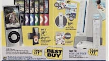 $199 Nintendo Wii spotted in Best Buy ad?