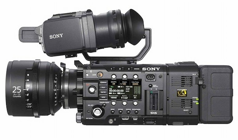 Sony announces Long GOP 4K codec for pros, XAVC-S for consumers